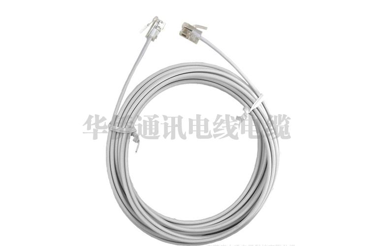 PVC insulated PVC sheath telephone line - room telephone line