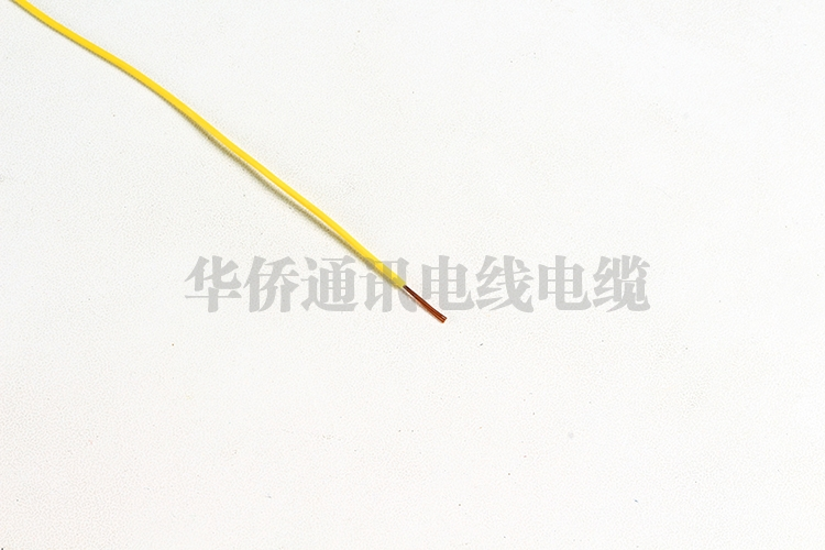 Diurnal thin wall polyvinyl chloride insulated low voltage cable